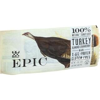 Epic - Turkey Almond Cranberry Bar ( 12 - 1.5 OZ)