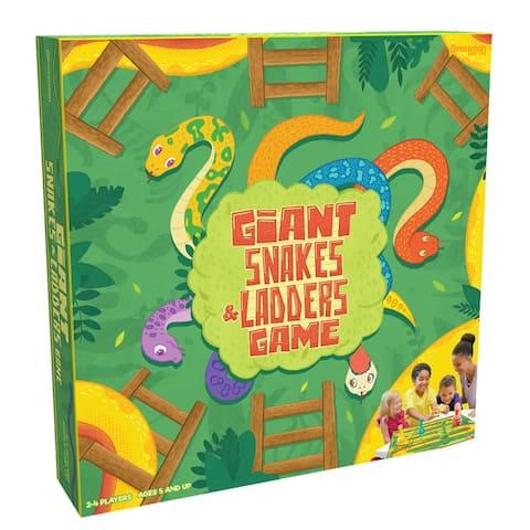 Giant Snakes & Ladders