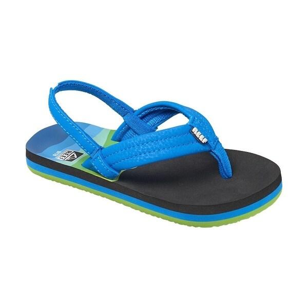07e3ffe14 Shop Reef Boys AHI SlingBack Bungee Flip Flops - Free Shipping On ...