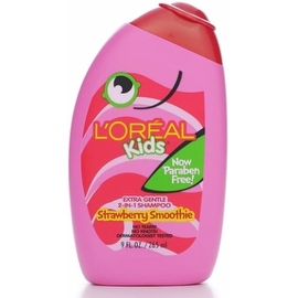 L'Oreal Kids 2-in-1 Shampoo Strawberry Smoothie 9 oz