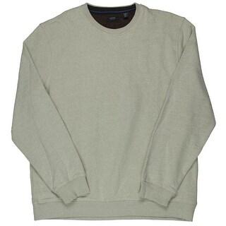 Arrow Mens Fleece Ribbed Trim Sweatshirt - XL