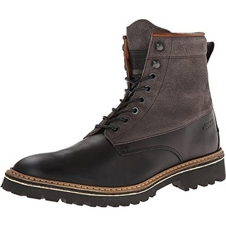 Wolverine Mens Tomas Leather Ankle Derby Boots