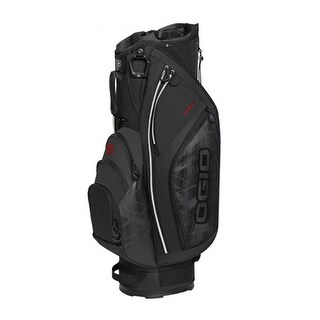 Ogio 2017 Cirrus Cart Bag - Black