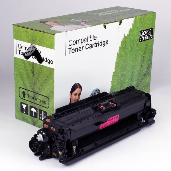 Value Brand replacement for HP 507A Magenta Toner CE403A (6,000 Yield)