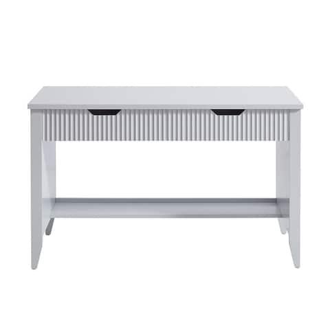 "Chieti 48""Writing desk in Paris Grey"