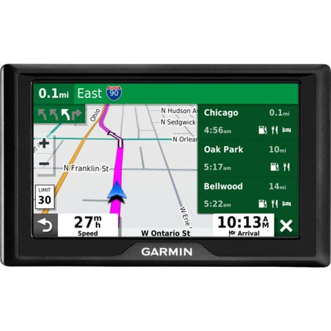 "Garmin - Drive 52 5"" GPS - Black"