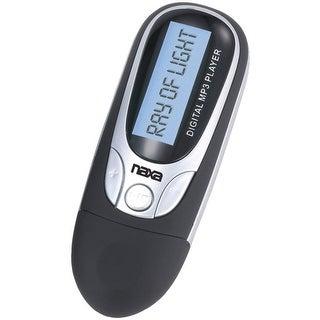Naxa NAXNM105BKB NAXA 4GB MP3 Player with FM Radio