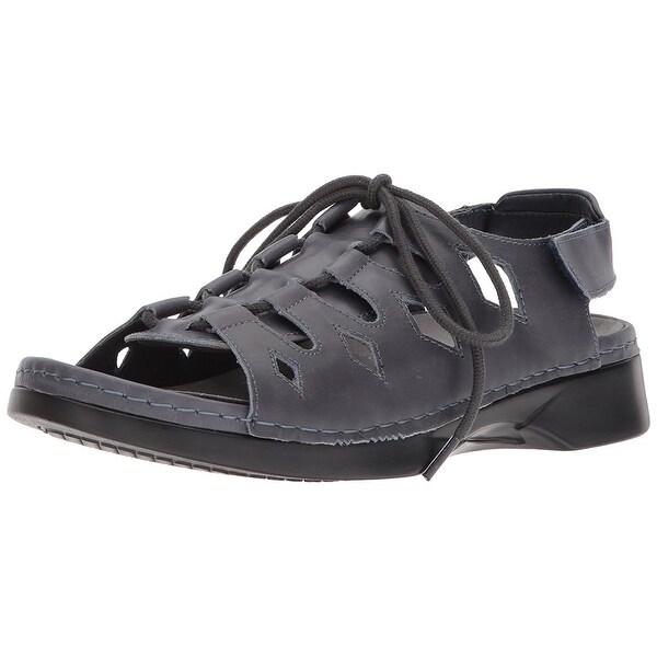 Propét Womens GhillieWalker Open Toe Casual Sport Sandals