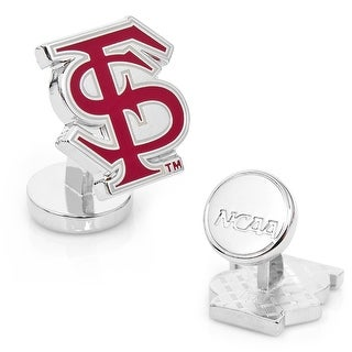 Palladium Florida State Seminoles Cufflinks - Red