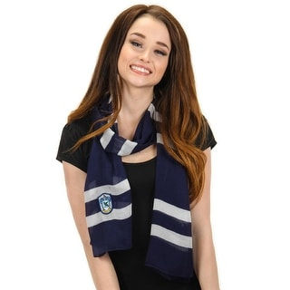 "Harry Potter House Ravenclaw 67"" Lightweight Women's Costume Scarf"