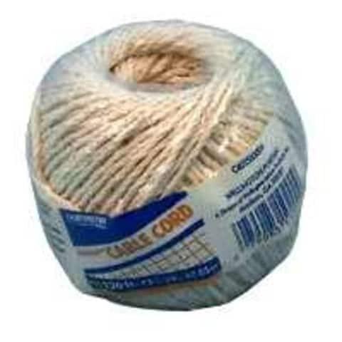 Wellington 10334 Cotton Cable Cord, #24, 280'