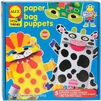 Paper Bag Puppets Kit-