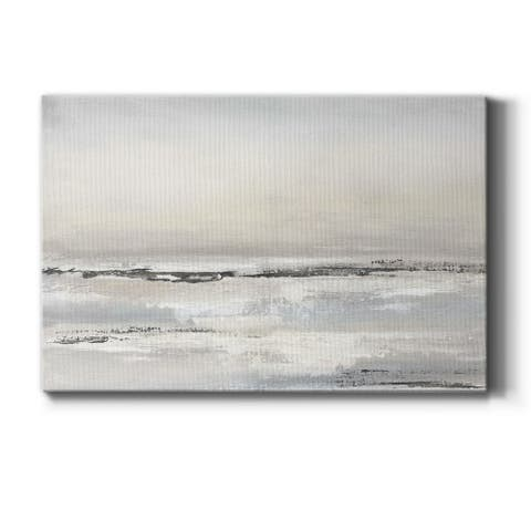 Distant Fog Premium Gallery Wrapped Canvas - Ready to Hang