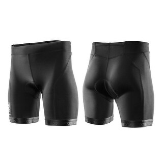 2XU Women's G:2 Active Tri Shorts - Black/Black - L