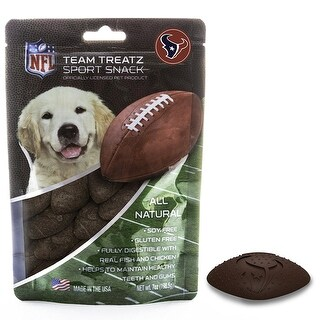 NFL Houston Texans Dog Treats