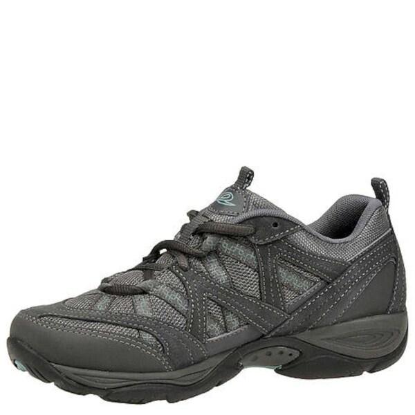 b524f26ba1bb5 Shop Easy Spirit Womens explore map Low Top Lace Up Walking Shoes ...