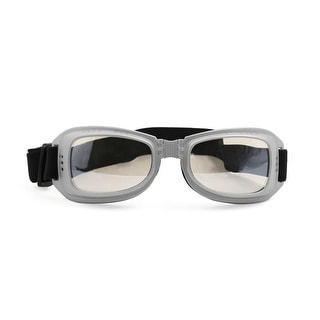 Gray Glasses Protective Anti Dust Goggles Eyewear for Motocross Motorcycle