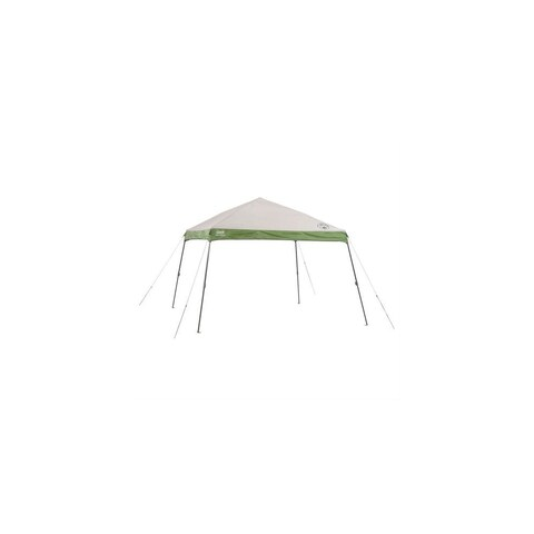 Coleman 12 ft x 12 ft Instant Wide Base Canopy Shelter
