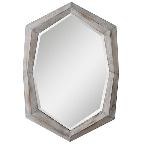 Uttermost Turano Aged Ivory Mirror