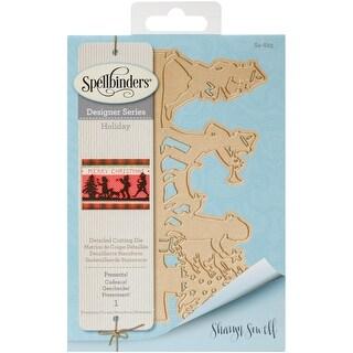 Spellbinders Shapeabilities Dies By Sharon Sowell-Presents