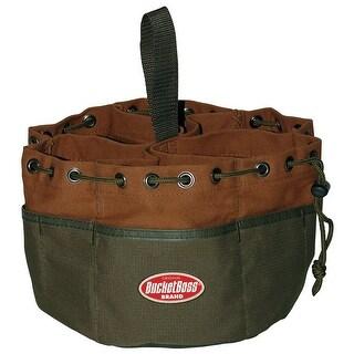 Bucket Boss 25001 Parachute Bag, 19 Pockets