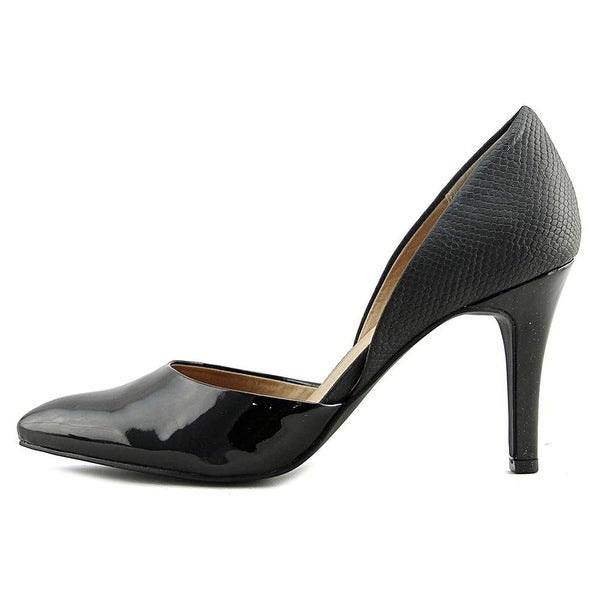 Nine West Womens Bellini3D Closed Toe D-orsay Pumps - 10