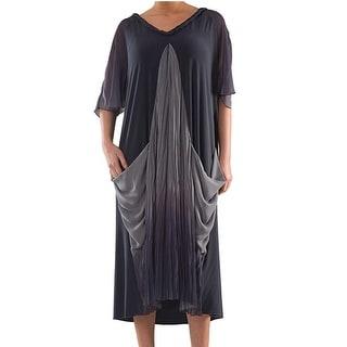 Helenistic Dress - Plus Size Clothing - La Mouette Collection