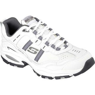 Skechers Men's Vigor 2.0 Serpentine White/Gray