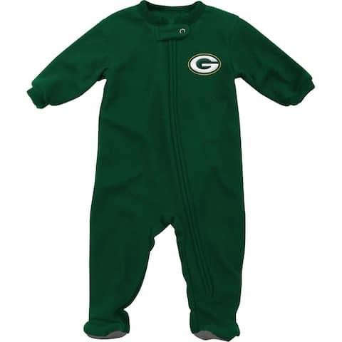 Green Bay Packers Infant Sleeper, Green