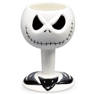 The Nightmare Before Christmas Jack Ceramic Goblet - Multi