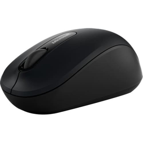 """Microsoft PN7-00001 Microsoft Bluetooth Mobile Mouse 3600 - BlueTrack - Wireless - Bluetooth - Black - 1000 dpi - Computer -"