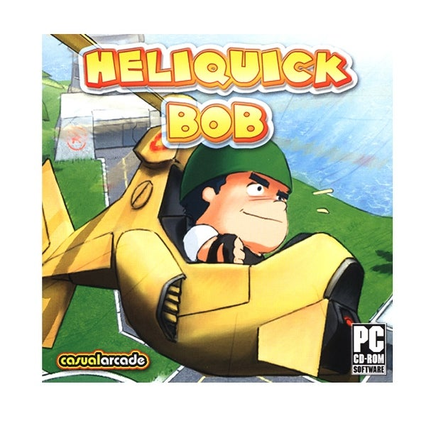 HeliQuick Bob Arcade Game for Windows PC