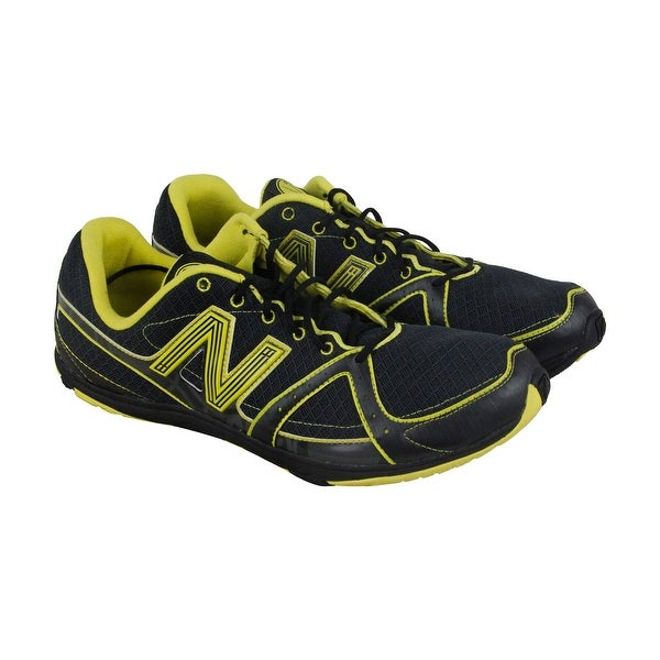 New Balance M700 Mens Black Mesh & synthetic Athletic Lace Up Training Shoes