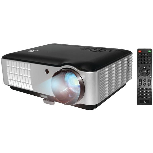 PYLE HOME PRJLE78 HD 1080p 2,800-Lumen Home Theater Multimedia Digital LED Projector