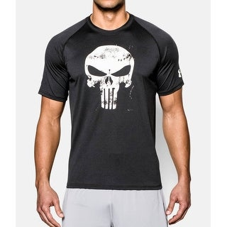 Men's Under Armour Alter Ego Punisher T-Shirt Black Small