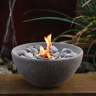 Link to Basin Table Top Fire Bowl - Basin Fire Bowl Similar Items in Outdoor Decor