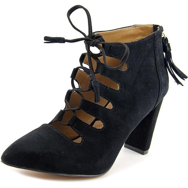 Rialto Maxine Women Black Boots