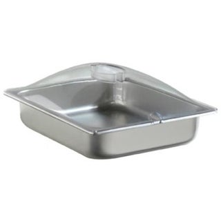 BroilKing 1/2 Size (4.3 qt.) Chafing Pan & Plastic Lid