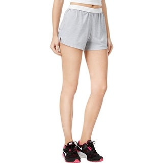 Energie Womens Athletic Shorts Knit Solid