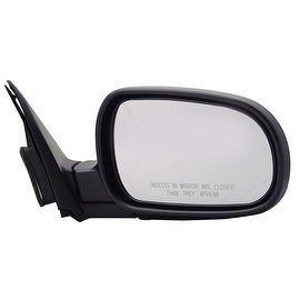 Pilot Automotive TYC 4500031 Black Passenger/ Driver Side Power Non-Heated Replacement Mirror for Acura Integra 94-01