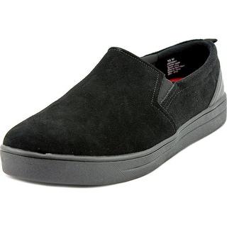 Easy Spirit Tosina Women Round Toe Synthetic Black Loafer