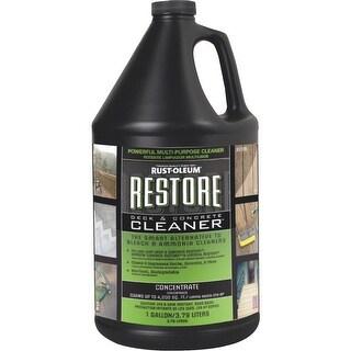RustOleum Restore Deck Cleaner