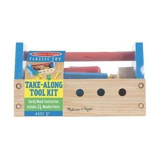 Melissa & Doug 494 Take-Along Tool Kit