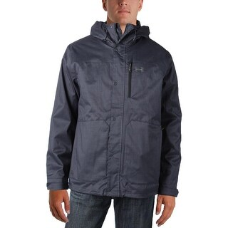Under Armour Mens Anorak Jacket 3-In-1 Hooded