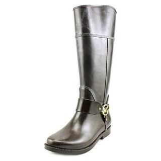 Michael Michael Kors Fulton Harness Tall Rainboot Rain Boot