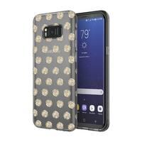 Incipio Design Series Classic Case for Samsung Galaxy S8+ -Pom Pom