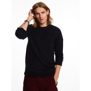 Wool Pullover In Navy