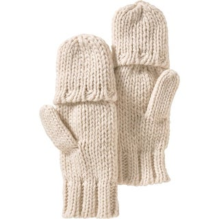 Legendary Whitetails Ladies North Woods Pop Top Mittens - One Size