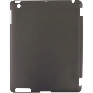 Gear Head BC4000BLK Gear Head Duraflex Back Cover for iPad 2 and iPad Gen 3/4 - iPad - Black