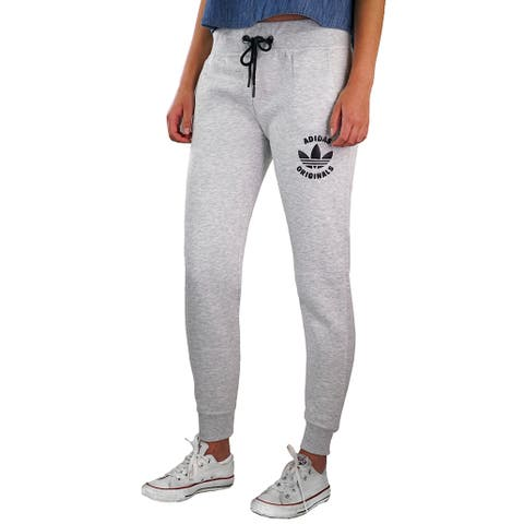 adidas Originals Women's Track Pants - Grey